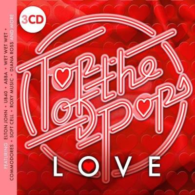 Top Of The Pops - Love (3CD) (2018)