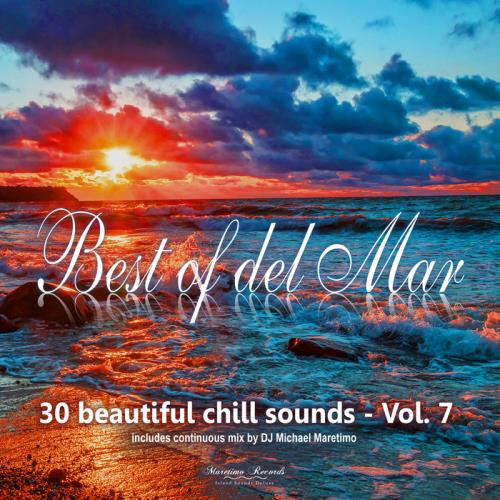 Best of Del Mar Vol. 7 - 30 Beautiful Chill Sounds (2018)