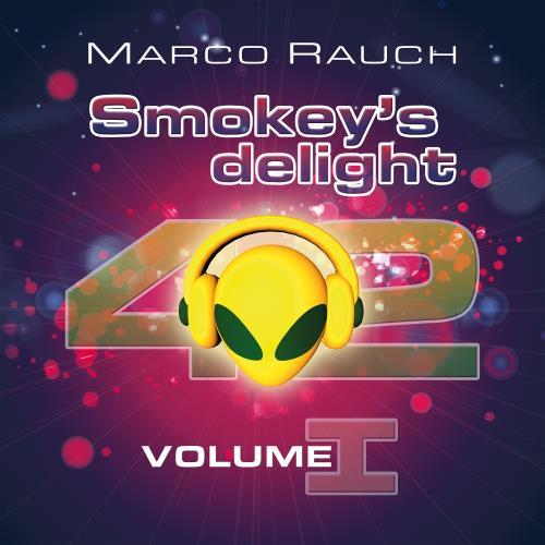 Marco Rauch - mokey's Delight 42, Vol. 1 (2018)
