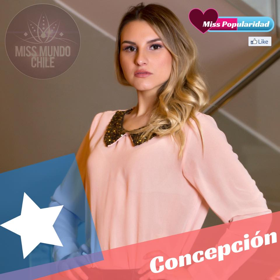 candidatas a miss chile mundo 2018. final: 2 sep. Xlxu29z9