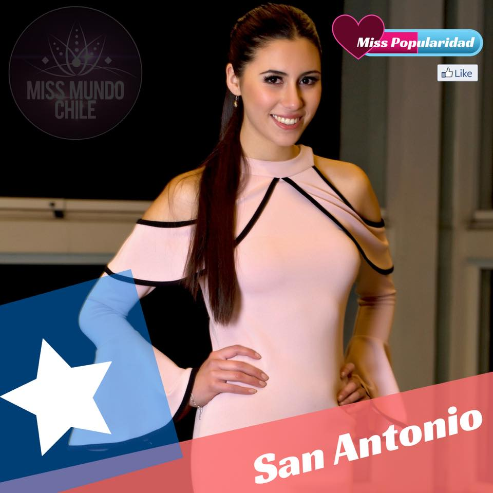 candidatas a miss chile mundo 2018. final: 2 sep. Yiyxy8qn