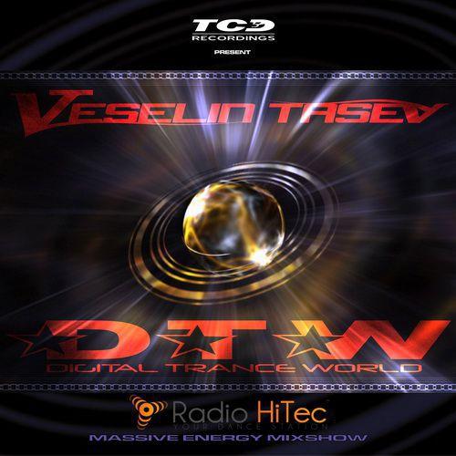 Veselin Tasev - Digital Trance World 508 (2018-08- ...