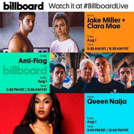 Billboard Hot 100 Singles Chart 11.08.2018 (2018)