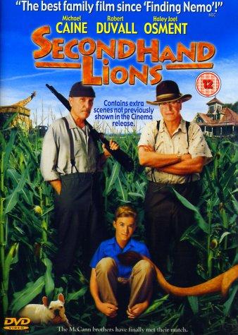 download Löwen aus zweiter Hand (2003)