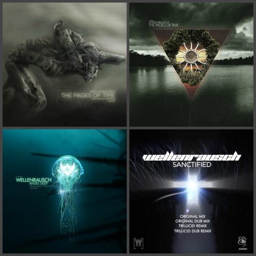 Wellenrausch (5 WEB Releases) - 2011-2018 (2018)