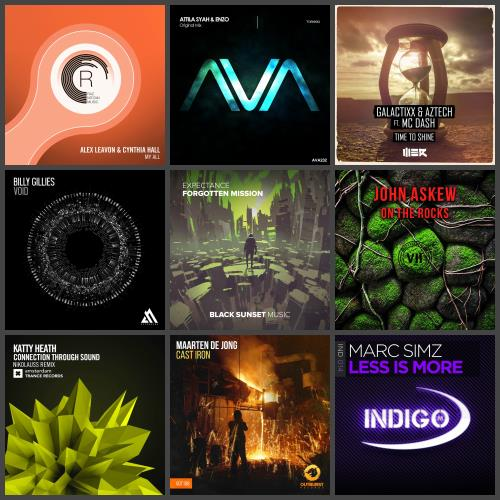 Beatport Music Releases Pack 421 (2018)
