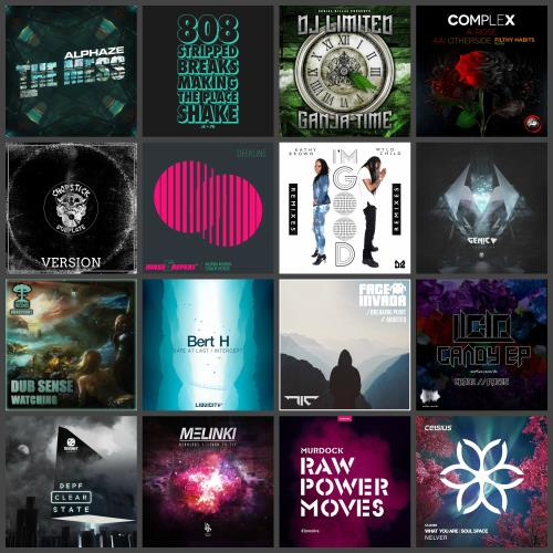 Beatport Music Releases Pack 424 (2018)