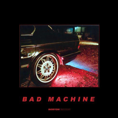 Boston Manor – Bad Machine (Single) (2018)