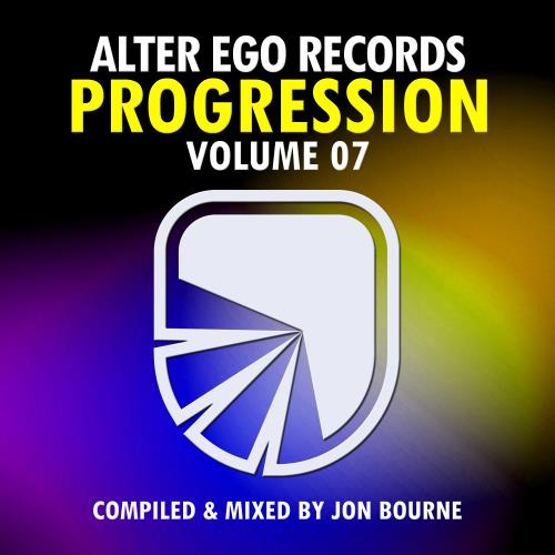 Progression Vol 7 (Mixed By Jon Bourne) (2018)