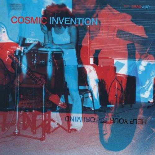Cosmic Invention - Help Your Satori Mind (2018)