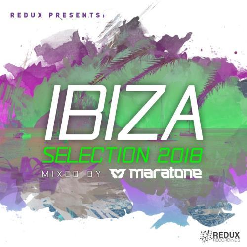 Redux Ibiza Selection 2017: Mixed by Maratone (2018)