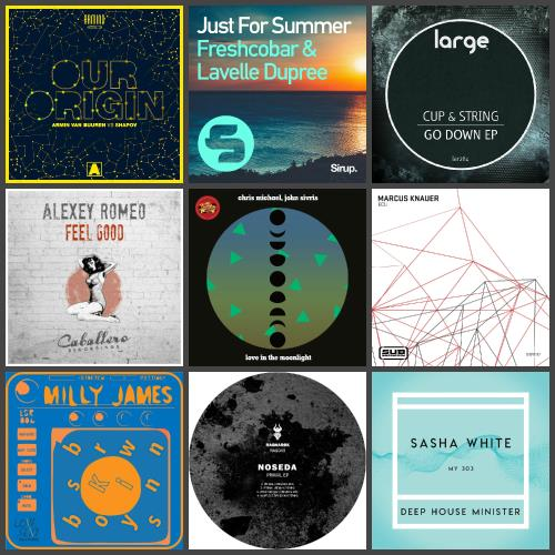 Beatport Music Releases Pack 433 (2018)