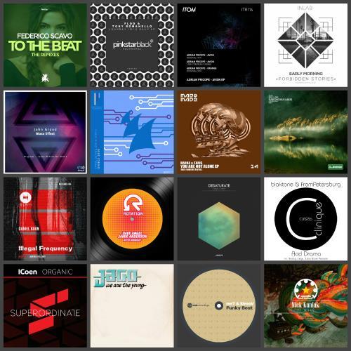 Beatport Music Releases Pack 431 (2018)