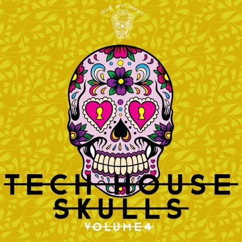 Tech House Skulls, Vol. 4 (2018)
