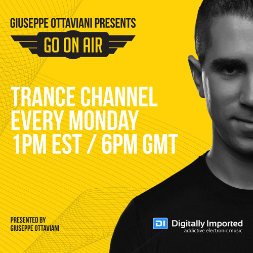 Giuseppe Ottaviani - GO On Air 2.0 (Tomorrowland, Belgium) (20 August 2018)