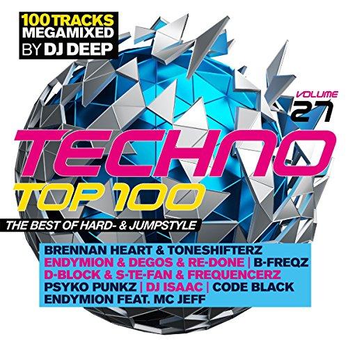 Techno Top 100: The Best Of Hard & Jumpstyle Volum ...