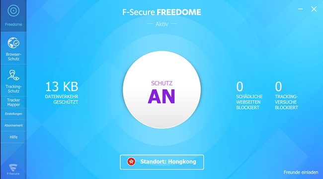F-Secure Freedome VPN 2 23 5653 0 | Board4All