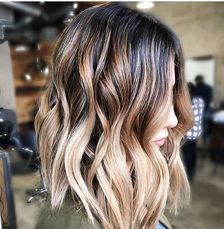 Ombre Hair Color Ideas 2018 For Women