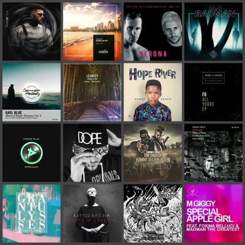 Beatport Music Releases Pack 453 (2018)