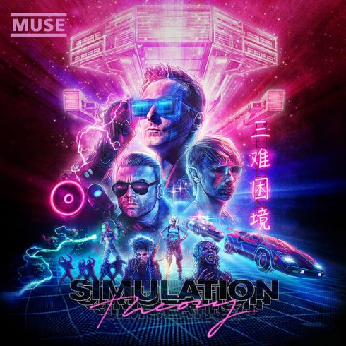 Muse – The Dark Side (Single) (2018)