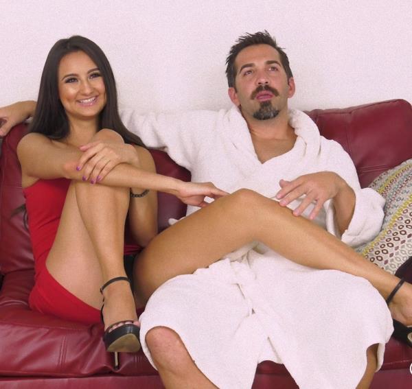 Eliza Ibarra - Sexy Babe in Red Eliza Ibarra