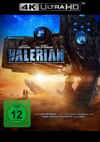 Valerian German Stream