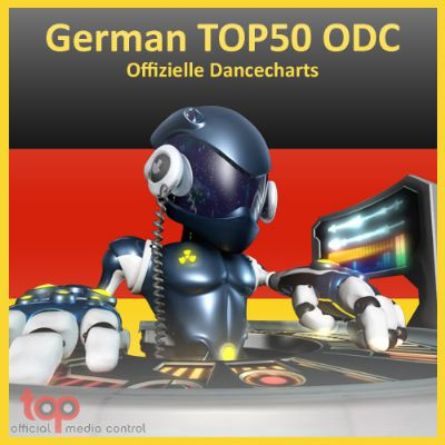 German Top 50 Odc Official Dance Charts 07.09.2018