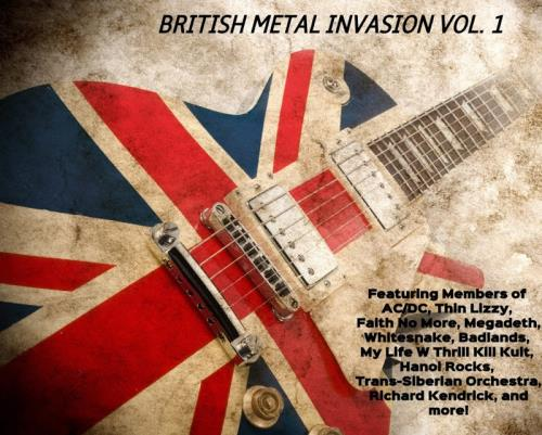 British Metal Invasion - 2018 - The Greatest Hits Vol. 2 (mp3)
