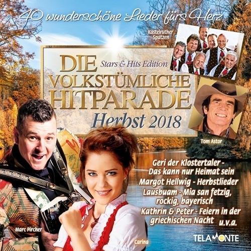 Die Volkstümliche Hitparade Herbst 2018 (2018)