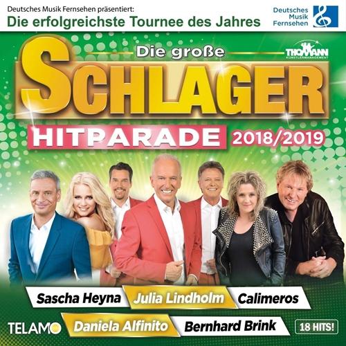 Die Groe Schlager Hitparade 2018 - 2019 (2018)