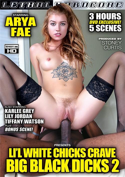 download LethalHardcore Little White Chicks Crave Big Black Dicks 2