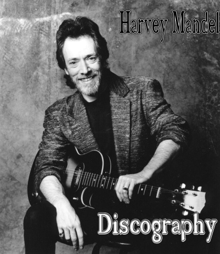 Harvey Mandel - Discography (1968-2018)