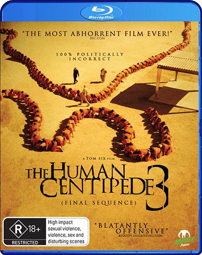 The Human Centipede Stream German