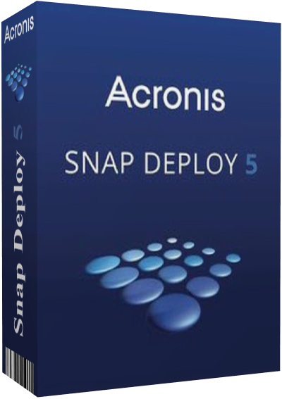 Acronis Snap Deploy v5.0.1660