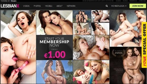 LesbianX com  –  Siterip (2015  –  2017)