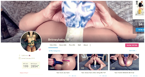 BritneyBaby18 (Collection) 1080p