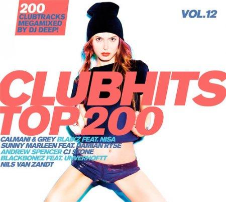 Clubhits Top 200 Vol.12 (2018)