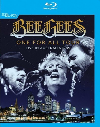Bee Gees - One for All Tour - Live in Australia 1989 (2018, Blu-ray)