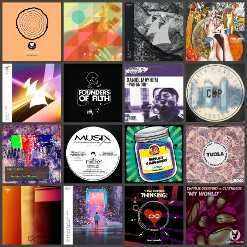 Beatport Music Releases Pack 492 (2018)