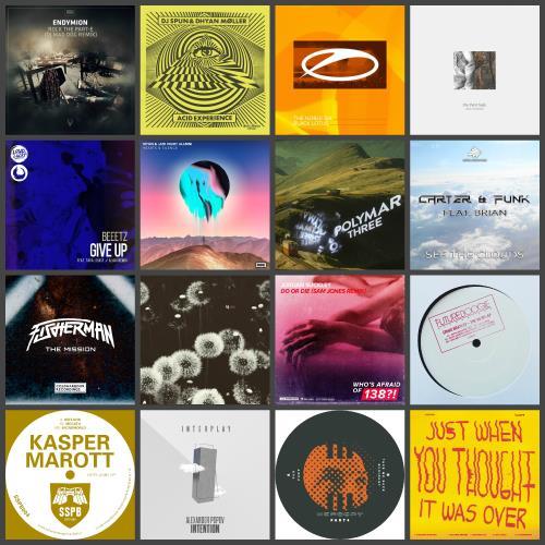 Beatport Music Releases Pack 494 (2018)