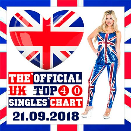 The Official UK Top 40 Singles Chart 21.09.2018 (2018)