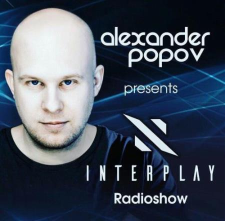 Alexander Popov - Interplay Radioshow 210 (2018-09-24)