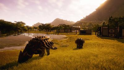 Jurassic World Evolution: Deluxe Edition [v 1.4.3 + DLCs] (2018) PC