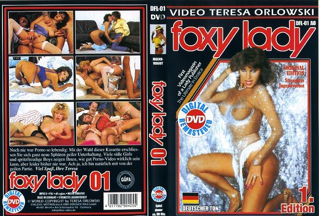Foxy Lady Porno