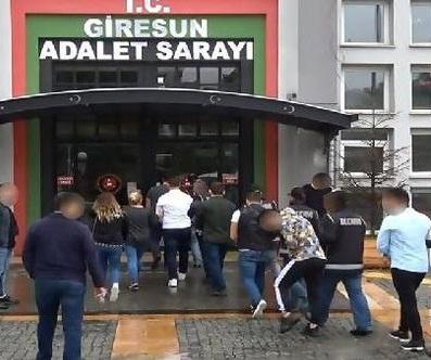 GİRESUN'DA YASADIŞI BAHİS OPERASYONU