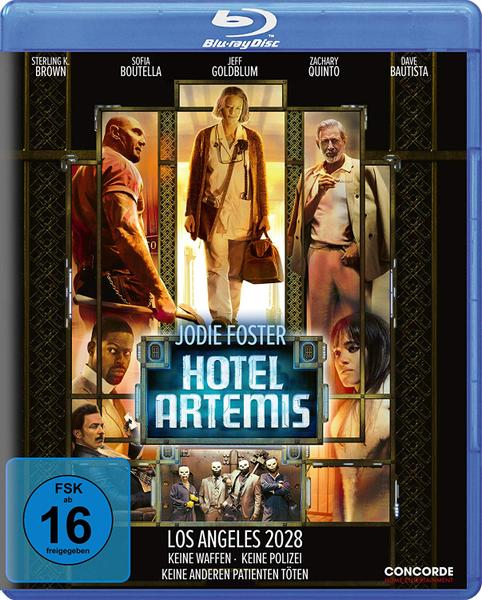 download Hotel Artemis (2018)