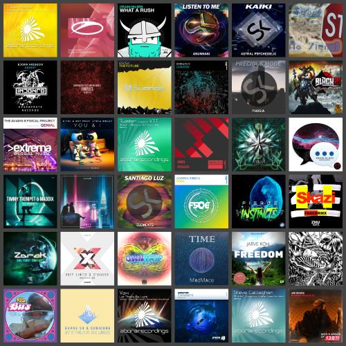 Fresh Trance Releases 097 (2018)