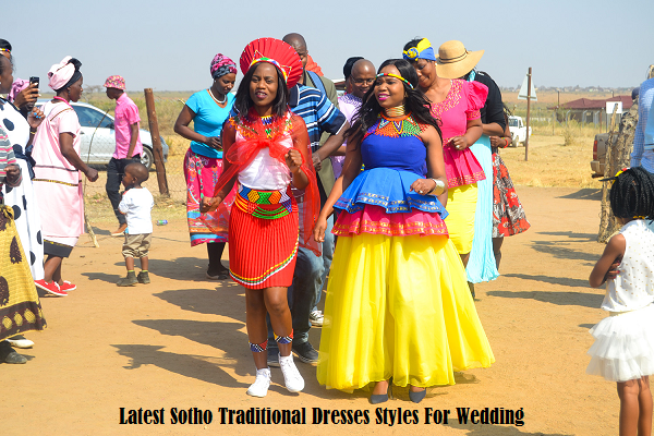 Latest Sotho Traditional Dresses Styles For 2018