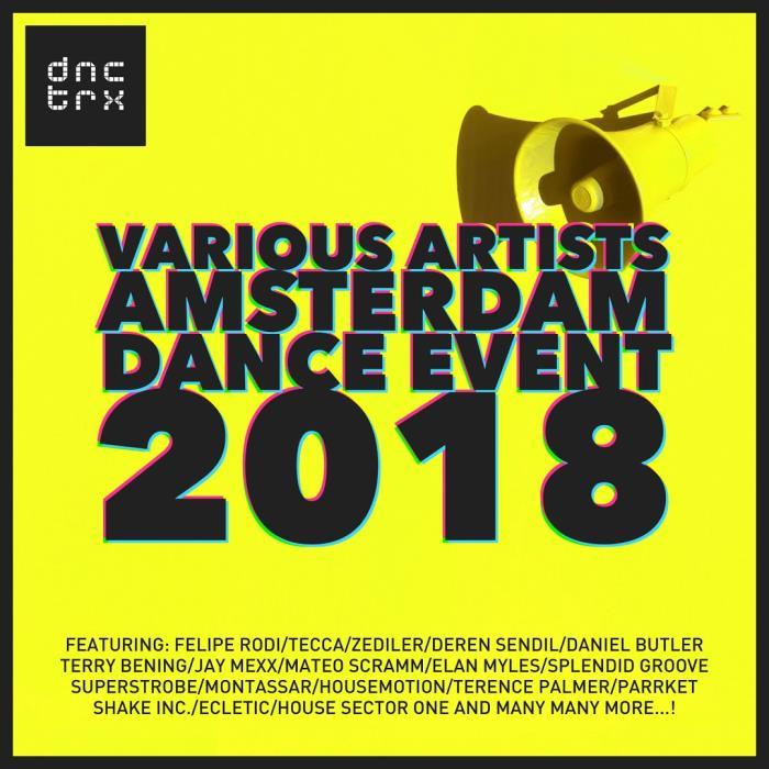 Amsterdam Dance Event 2018 (2018)