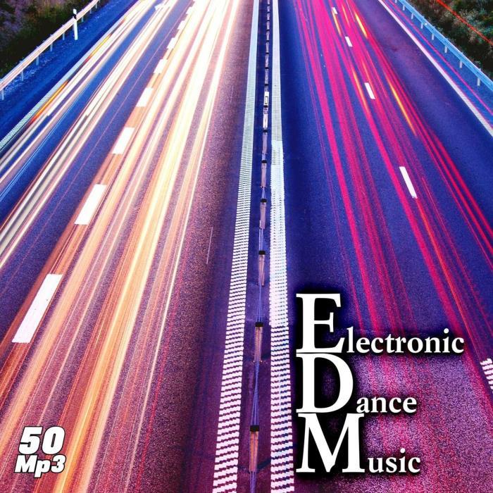 Eleonora Gioeni, Federico Ragonese - Edm (Electronic Dance Music) (2018)
